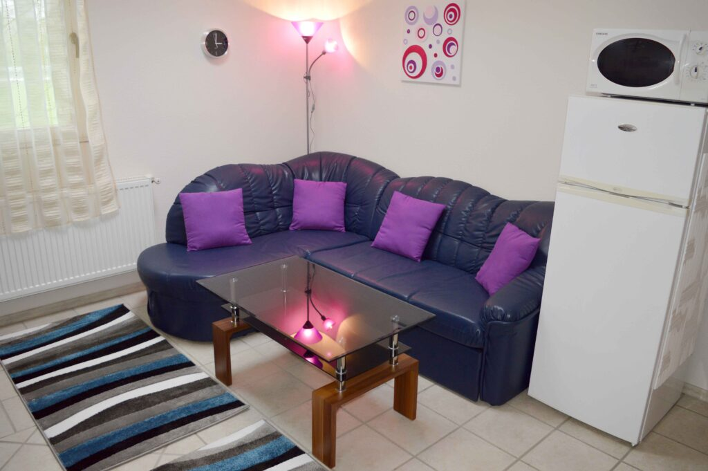 Hévíz Apartman Lux lakosztály