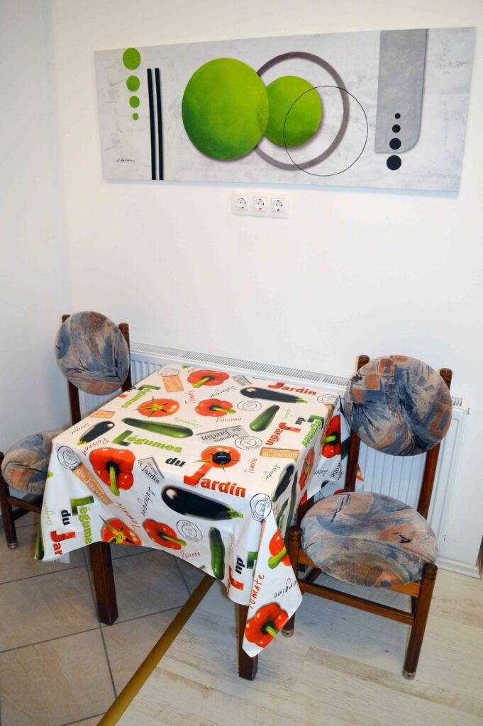 Design Apartman Hévíz. Két személyes apartman.