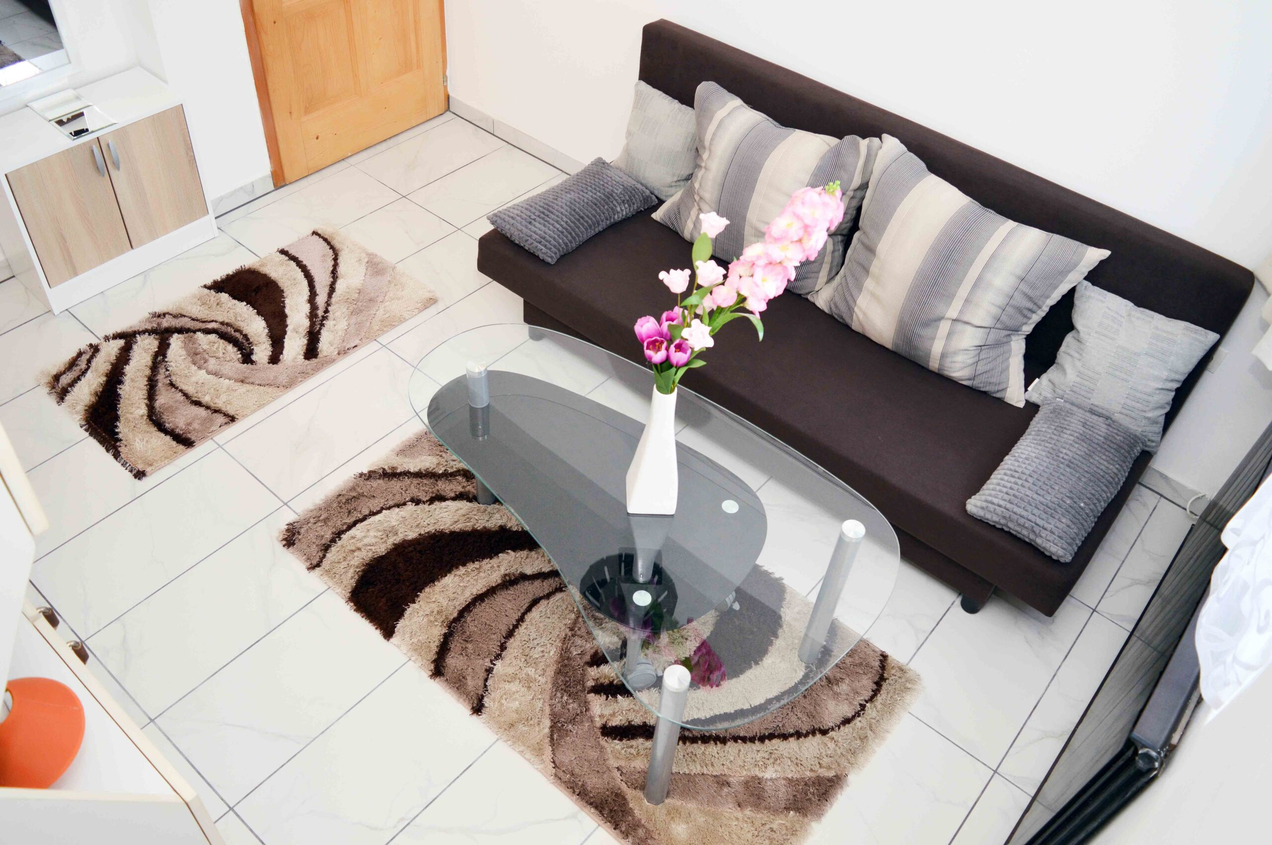 Lorabel Apartmanház Hévíz - Grand family erkélyes apartman - Hévíz szállás - Hévíz apartman